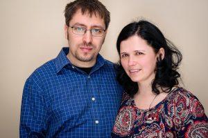 Fam. Sas Tobias și Adina